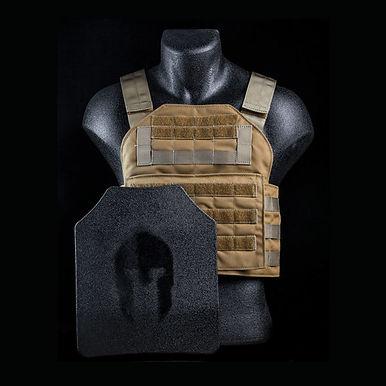 Spartan AR550 BCS Plate Carrier & Body Armor Platform