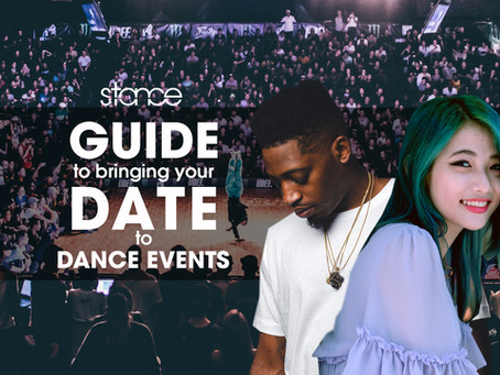 Guide to Bringing Your Date to Dance Events
