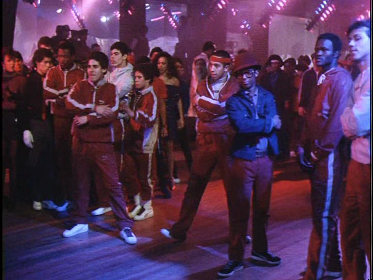 bboys at the club