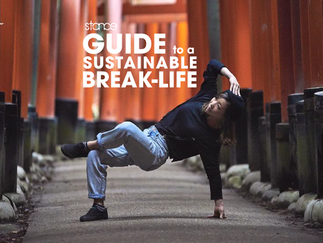 Guide to a Sustainable Breaklife