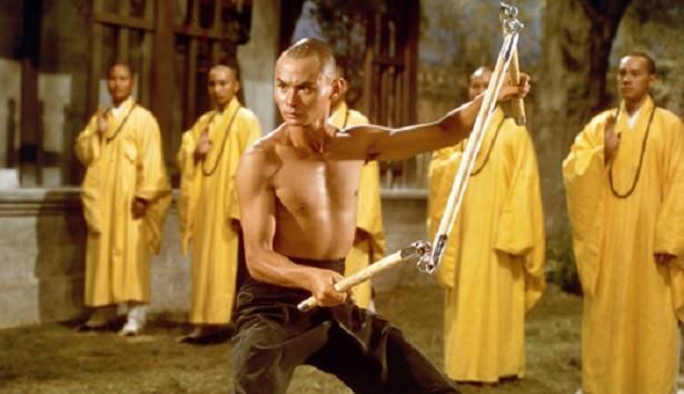 Gordon Liu from The 36th Chamber of Shaolin