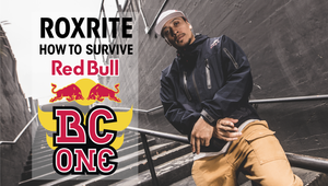 Roxrite guide to Red Bull BC One
