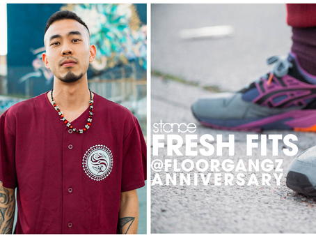 Fresh Fits @ FloorGangz Anniversary