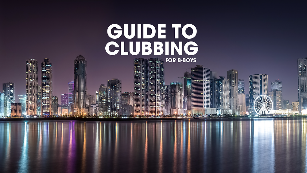 How to club for bboys