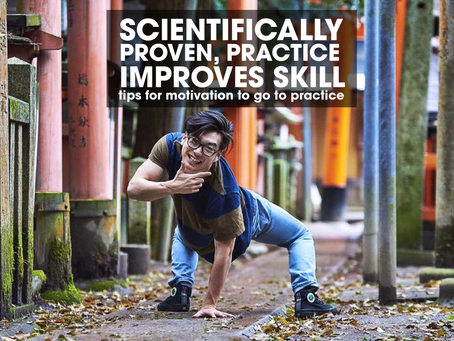 Scientifically Proven, Practice Improves Skills (Tips for Going to Practice)