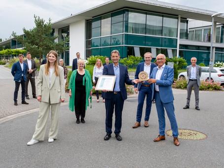 Boehringer Ingelheim Gastronomie am Standort Ingelheim ist die erste offizielle GreenCanteen