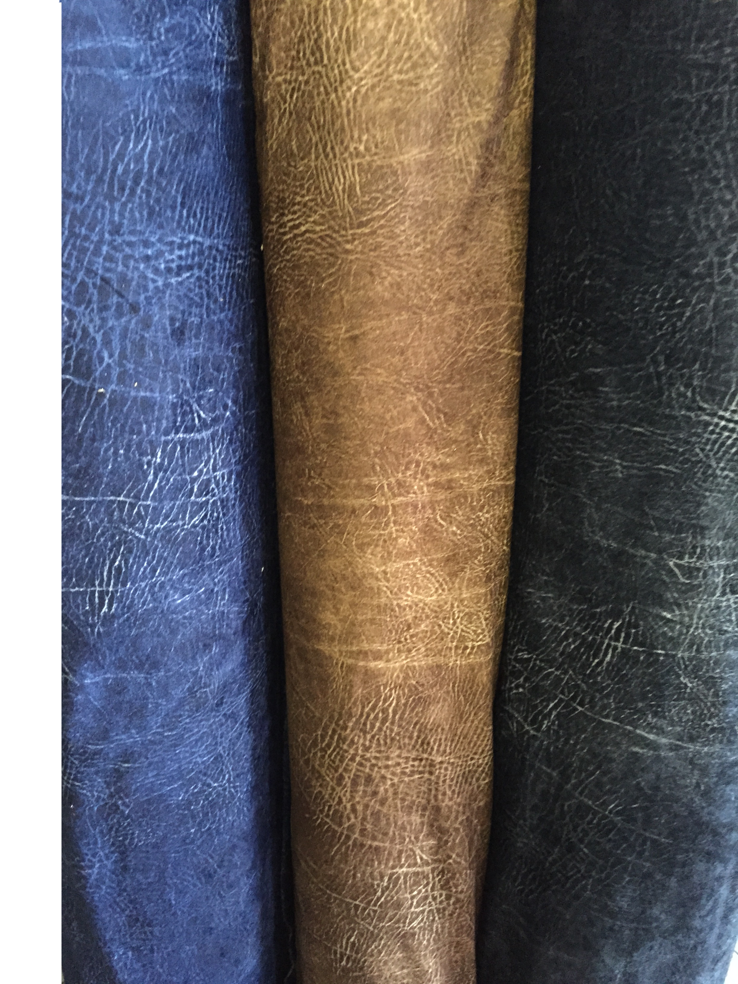 Distressed Woven Polyester