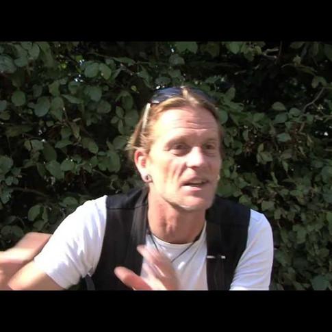 Kom som du er - en dokumentar film om øldrikkernes Enghave Plads