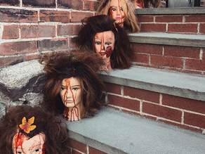 Lets leave the scary hair for Halloween and prebook!