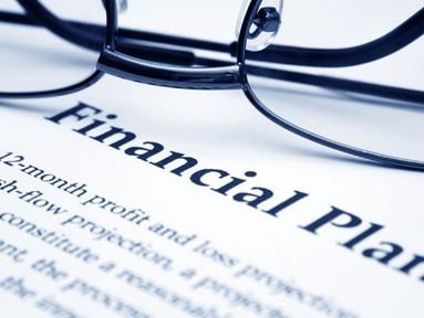 De BV en het financieel plan