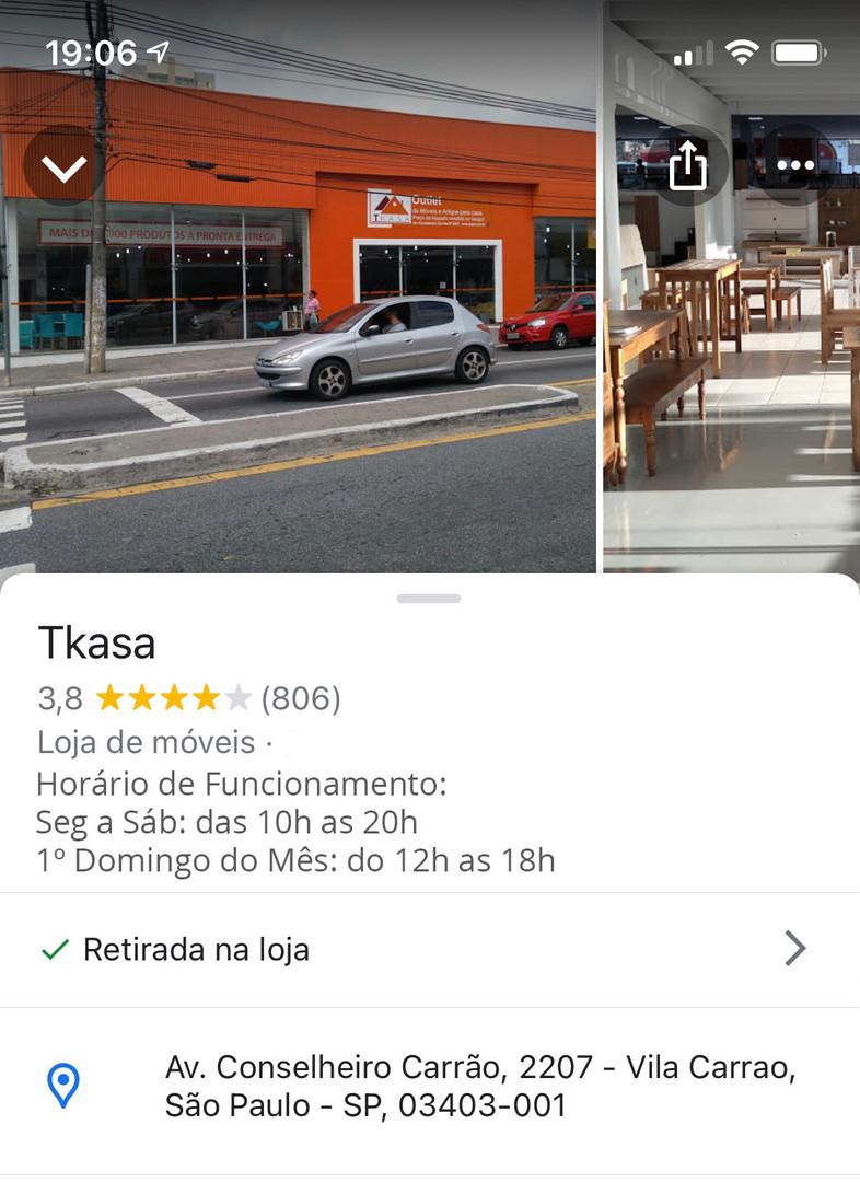 TKASA CARRÃO