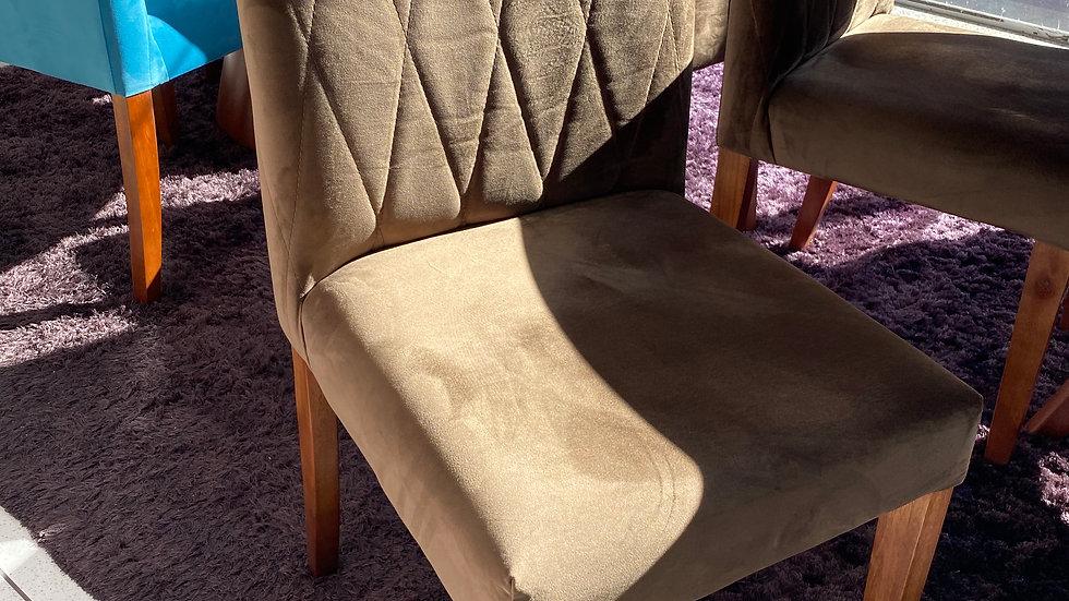 Kit com 2 Cadeiras Oxford