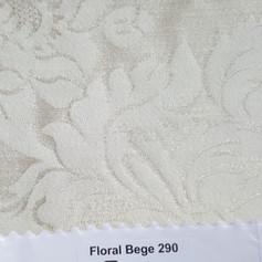 Floral Bege 290