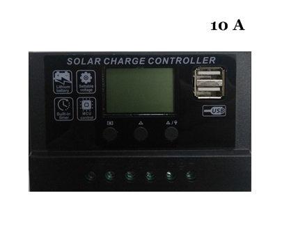 10 Amper Solar Şarj Regülatörü Juta