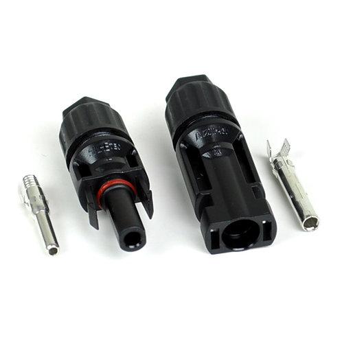 MC4 Tekli Konnektör Set