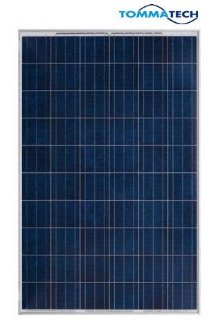 280W Tommatech Polikristal Güneş Paneli