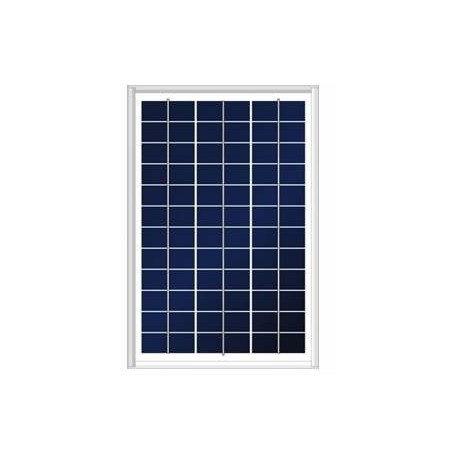 10 Watt Polikristal Güneş Paneli Lexron