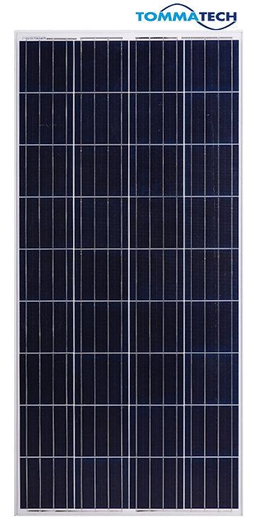 165W Tommatech Polikristal Güneş Paneli
