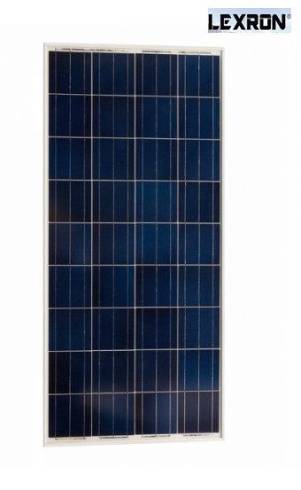 165 Watt Polikristal Güneş Paneli Lexron
