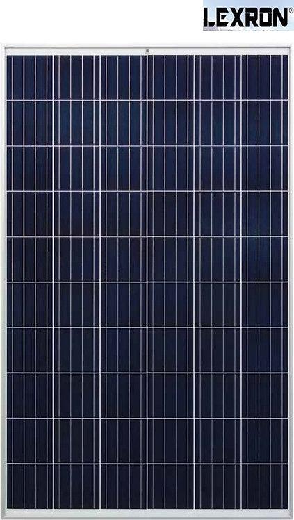 280 Watt Polikristal Güneş Paneli Lexron