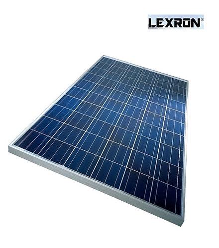 105 Watt Polikristal Güneş Paneli Lexron
