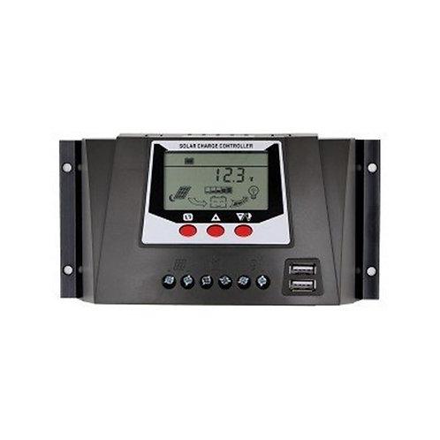 30 Amper Solar Şarj Kontrol Cihazı  12/24V Juta