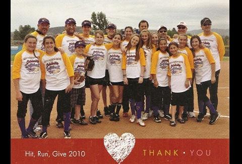 Hit, Run, Give 2010