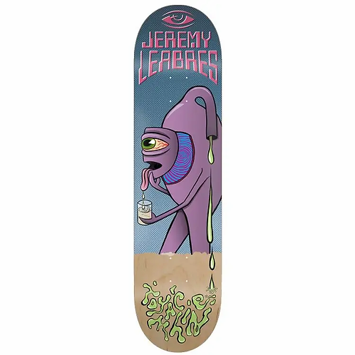 Toy Machine Leabres Face Off 8.38 Deck