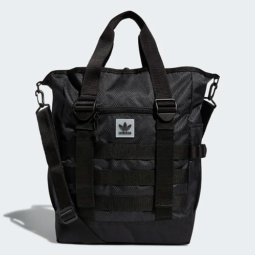 Adidas Original Utility Carryall III Tote Black
