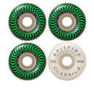 Spitfire F4 Classic Green 52mm 101a