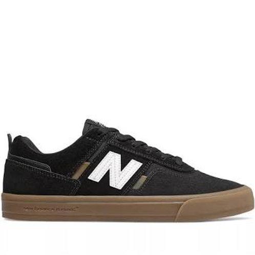 New Balance Numeric 306 Black/Gum