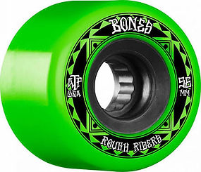Bones Rough Rider Wranglers 59mm 80a Green
