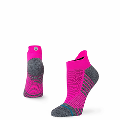 Stance Volume Tab Neon Pink Small