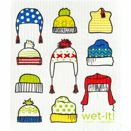 Wet It Winter Hat