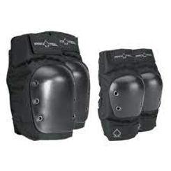 PRO TEC Street Gear Knee/Elbow Pad Set