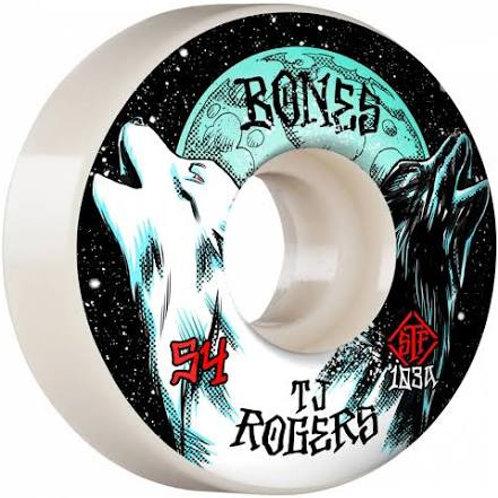 Bones Rogers Howl 54mm 103a V3 Slims