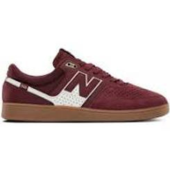 New Balance Numeric 508 Westgate Burgandy Gum Suede Leather