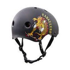 PRO TEC Classic Helmet Cabellero Dragon