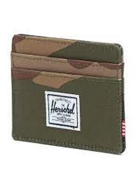 Herschel Supply Co. Charlie + Woodland Camo