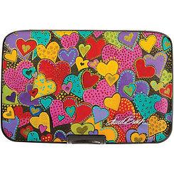 Burch Dancing Hearts Armored Wallet