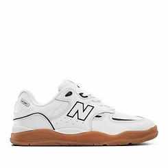 New Balance Numeric 1010 Tiago White Gum Leather