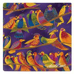 Burch Songbirds Coaster