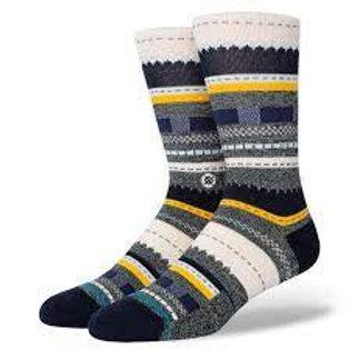 Stance Tucker Crew Sock Large