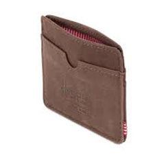 Herschel Supply Co. Charlie + Leather Nubuck