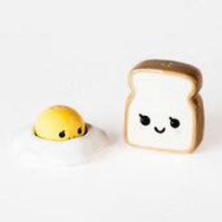 Egg & Toast Salt and Pepper Set