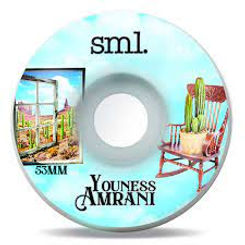 SML Wheels Still Life Youness Amrani OG Wide 53mm 99a
