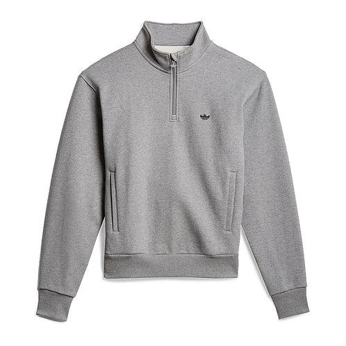 Adidas Shmoo 1/4 Zip Pullover Core Heather