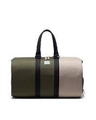 Herschel Supply Co. Novel Duffel Bag Ivy Green/Blk/Timberwolf