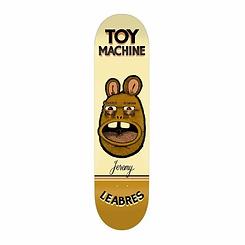 Toy Machine Leabres Pen & Ink 8.25 Deck