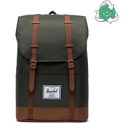 Herschel Supply Co. Retreat Backpack Forest Night Eco